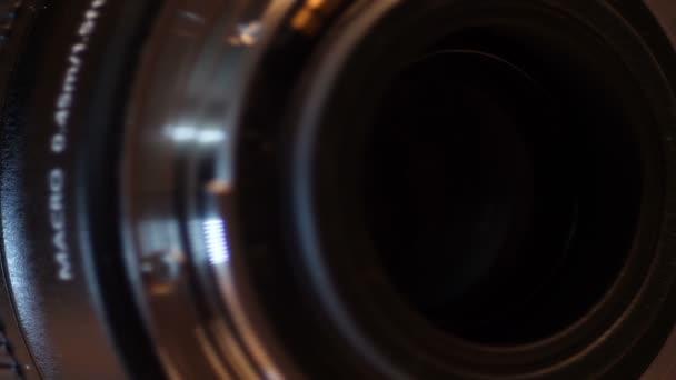 fényképezőgép lencse közelről