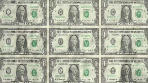 Sok amerikai dollár végtelen zoom