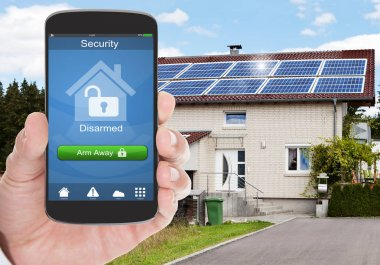 Mobile home security access