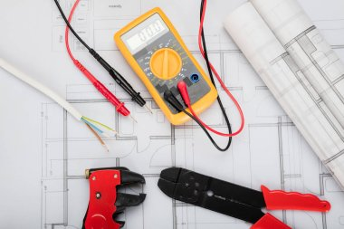 Electrical Components On Plans