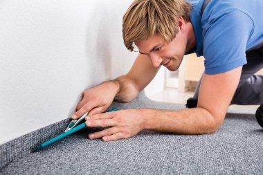 Craftsman Cutting Carpet