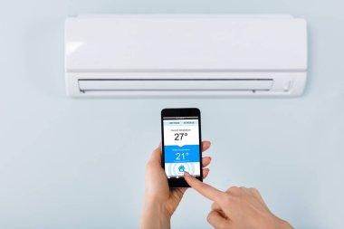 Human Setting Temperature