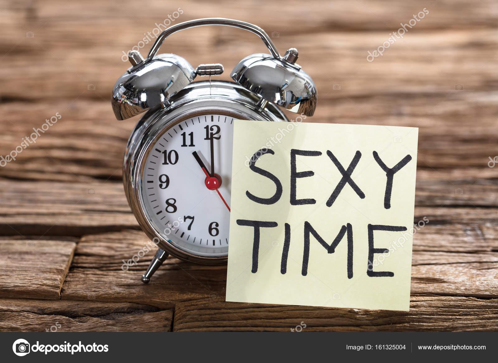Сексуальные будильник