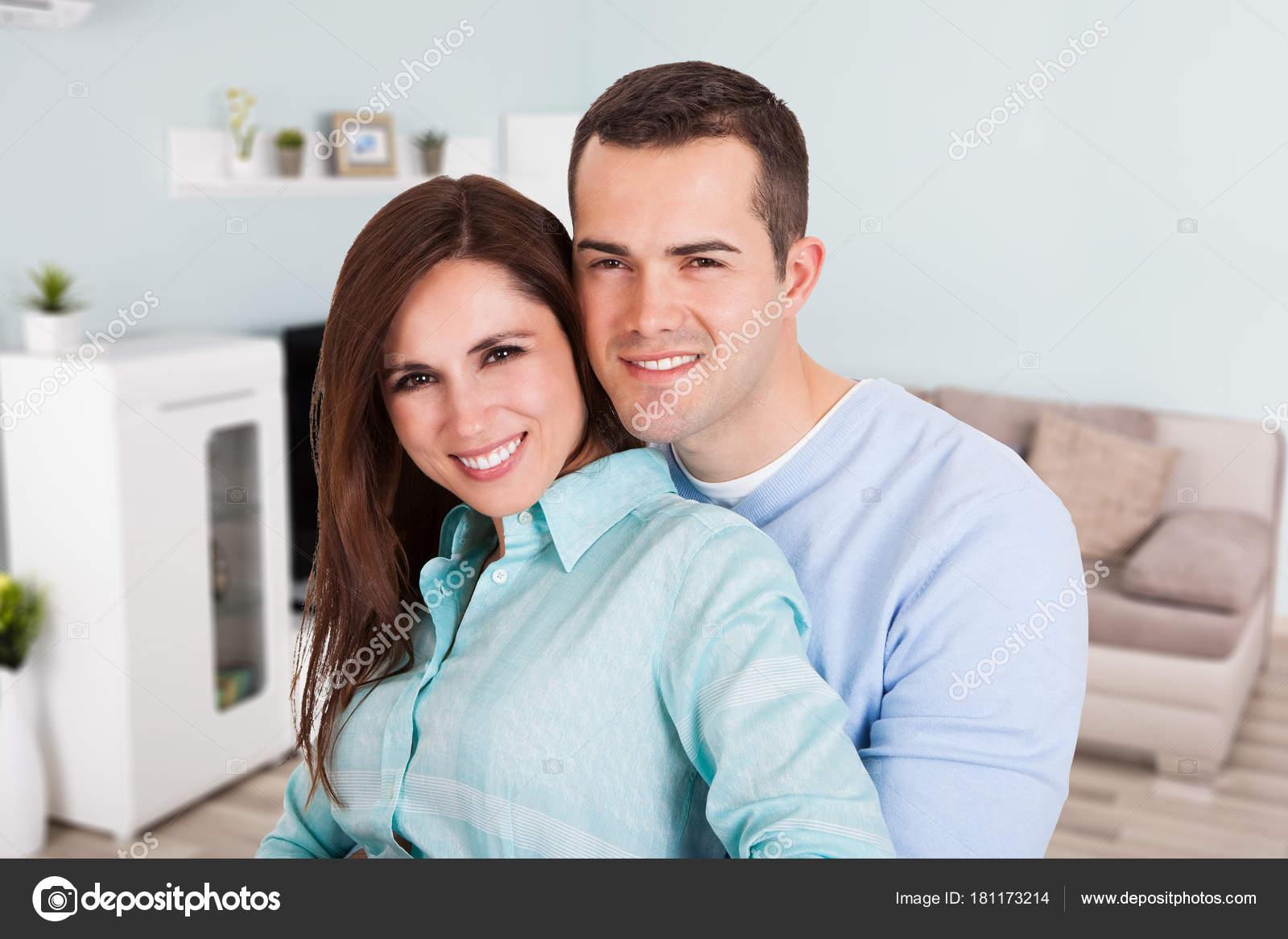 Couple home facial