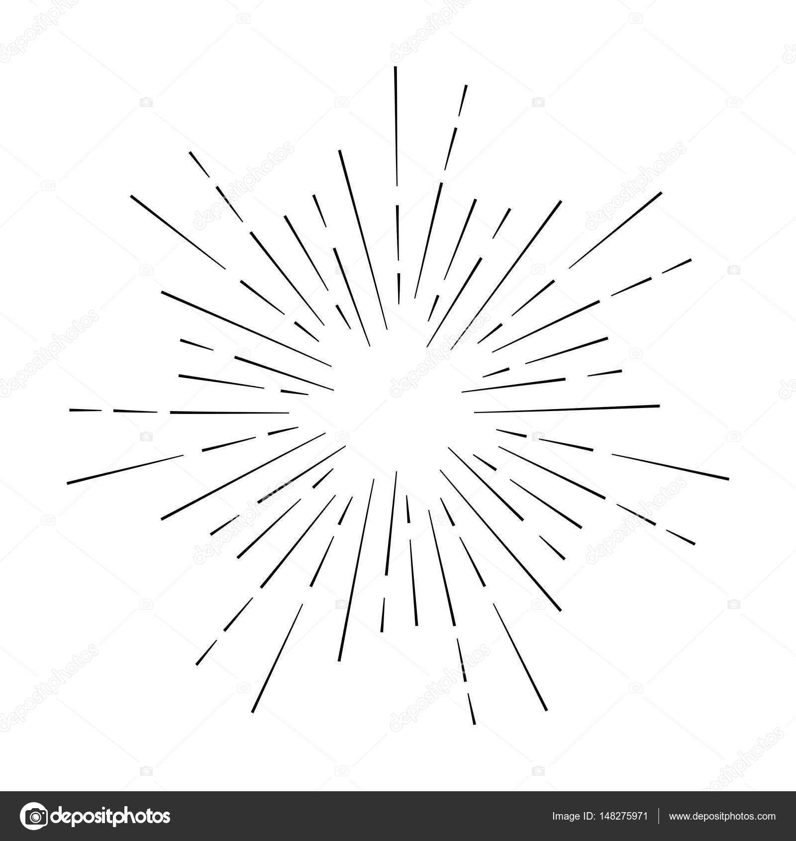 star burst design element stock vector mhatzapa 148275971