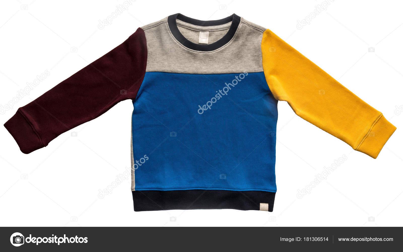 reputable site f1d65 b6783 Pullover bambini isolato — Foto Stock © taratata #181306514