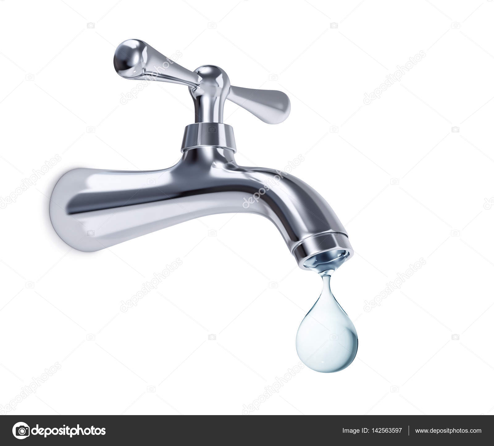 grande foto di rubinetti