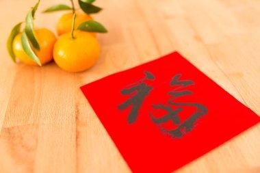 Lunar New Year Calligraphy