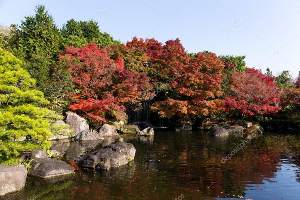Kokoen Garden at Himeji
