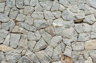 Rock brick wall texture