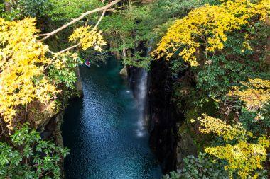 Takachiho Gorge in Japan
