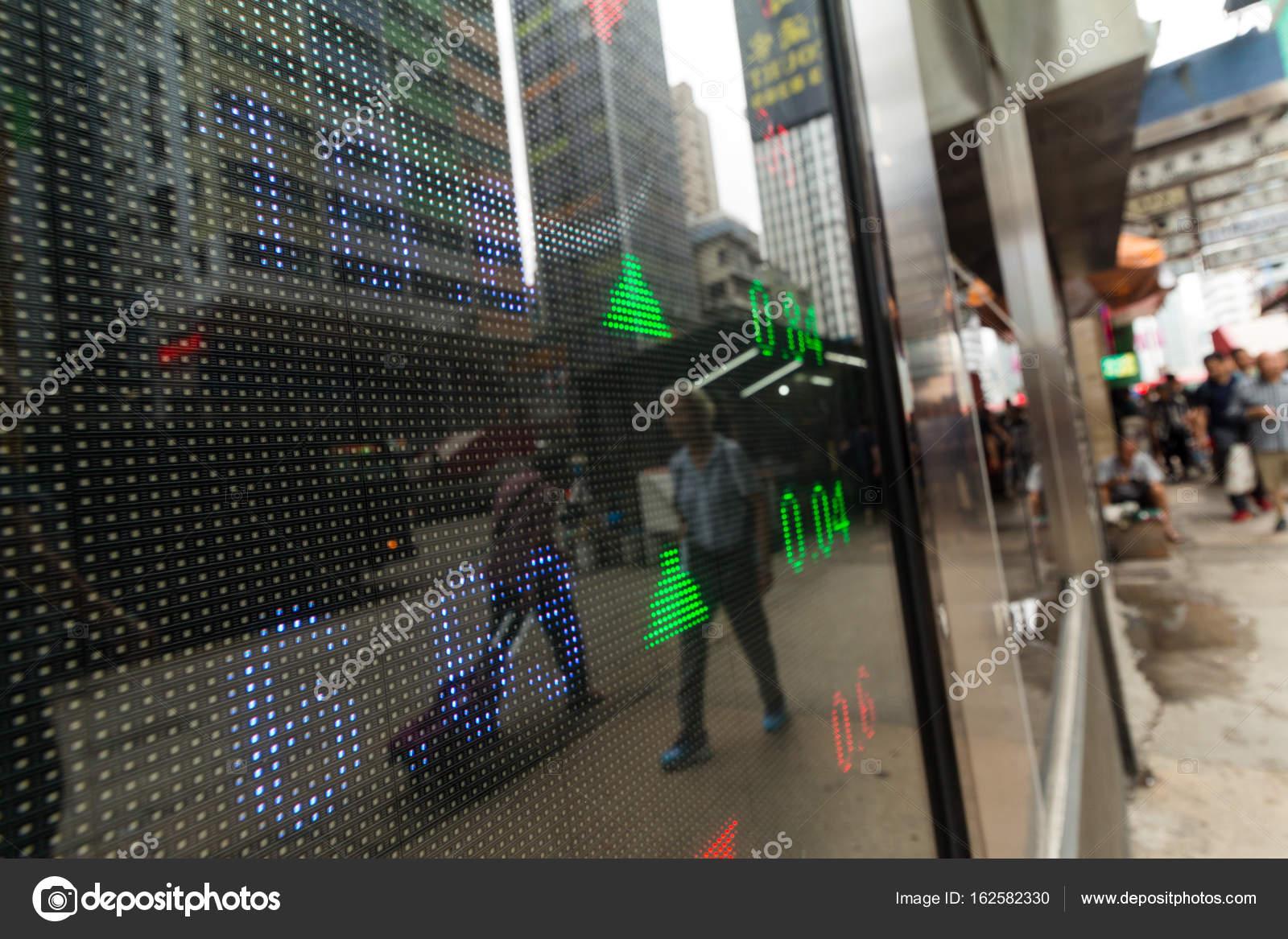 Stock market quotes — Stock Photo © leungchopan #162582330