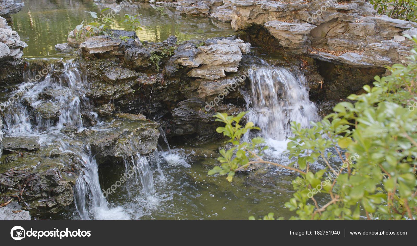 Waterval In Tuin : Waterval in je tuin inspiratie en tips om zelf te maken ik