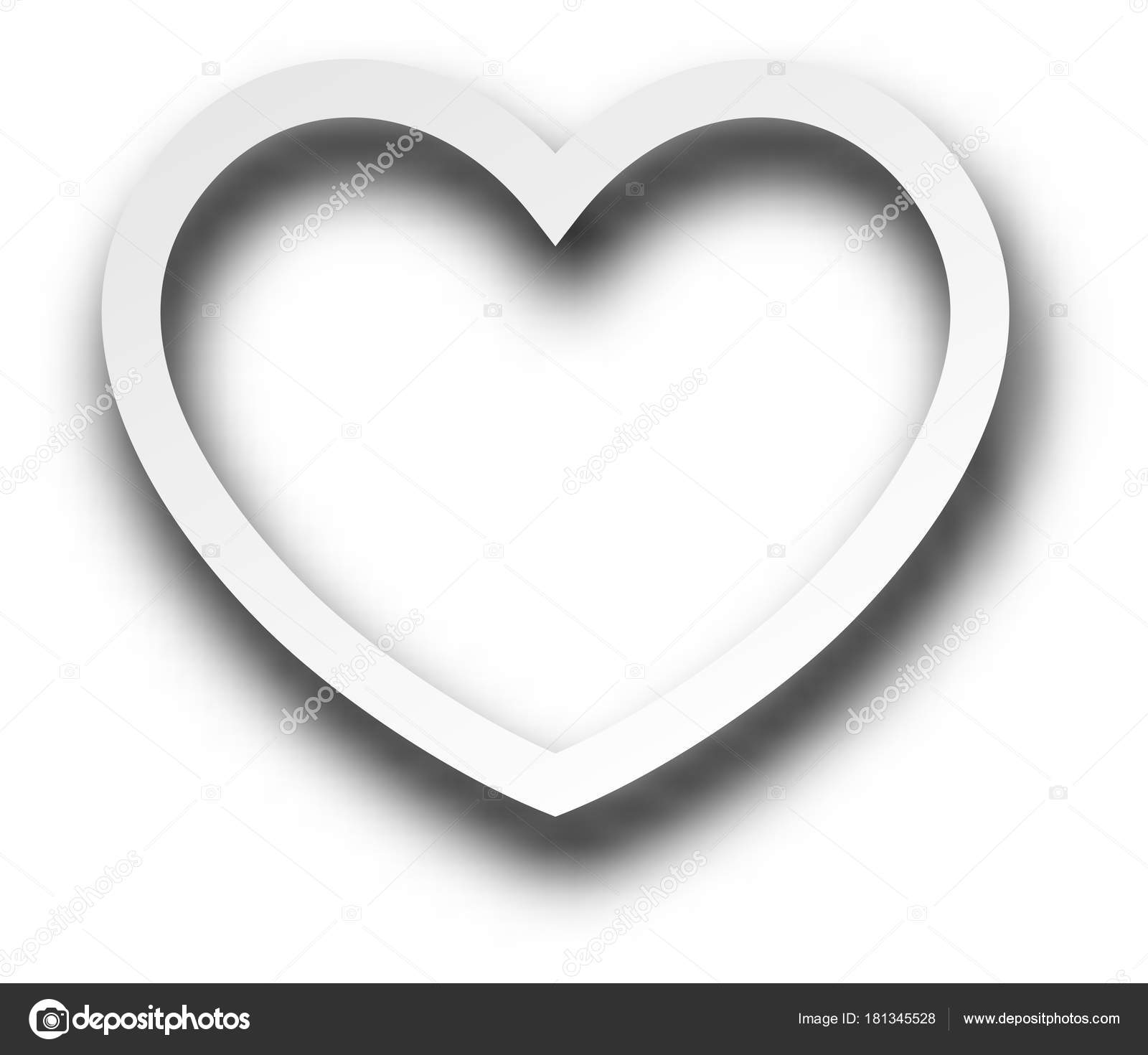 Valentines Heart Template Hooperswar Exaple Resume And