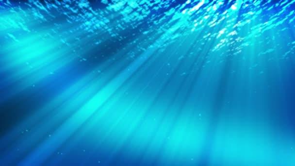 Víz alatti jelenetet. Nyári utazási háttér. Kijelenti magát az én-m más víz alatti és seascape animációk