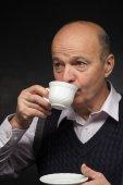 Fényképek kávé szerelmeseinek megpróbál egy új fajta, kávé vagy tea