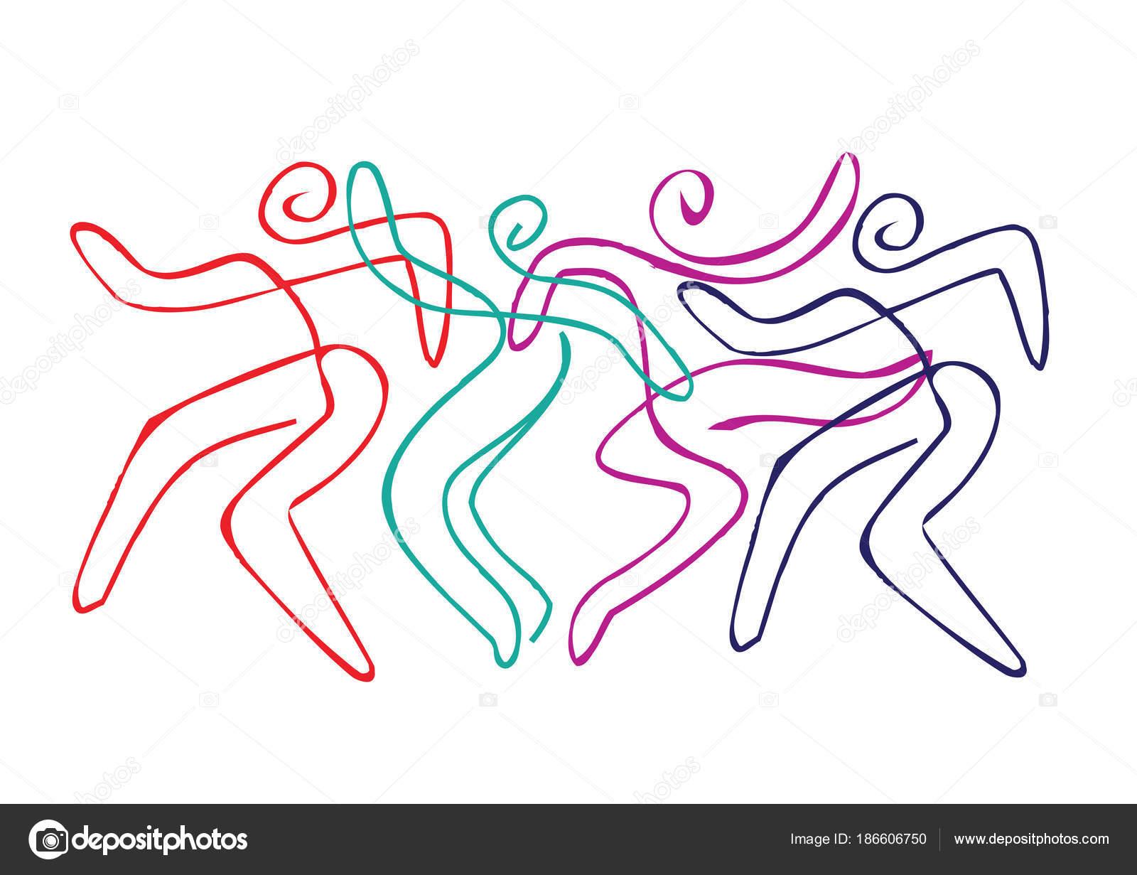 Imágenes Dibujo De Danza Folklorica Para Colorear Tis Danza
