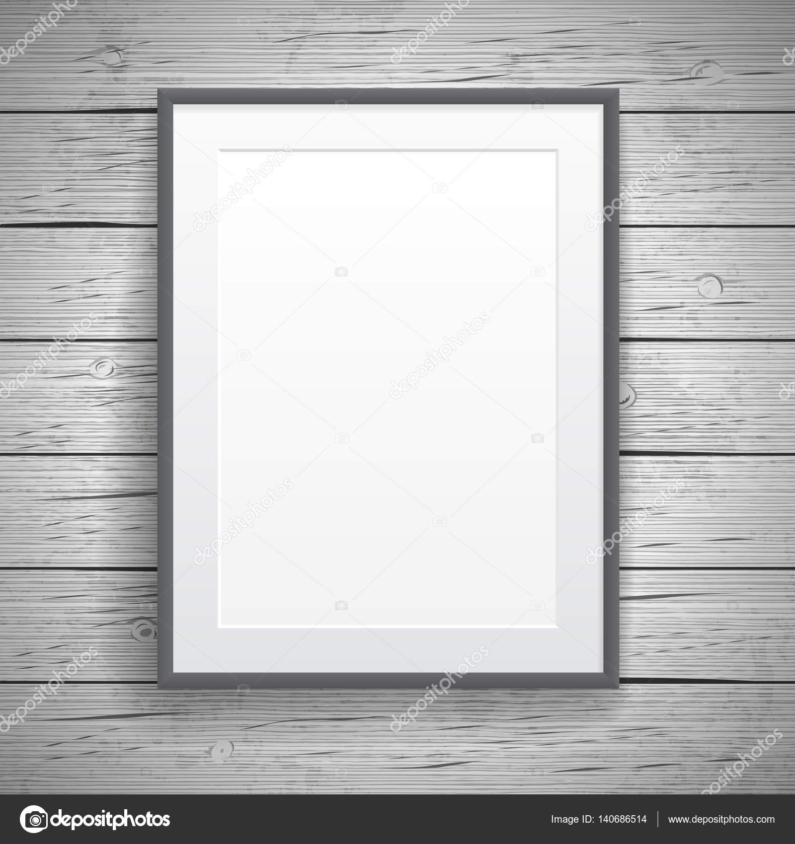 Blank paper poster vin... Old Blank Poster