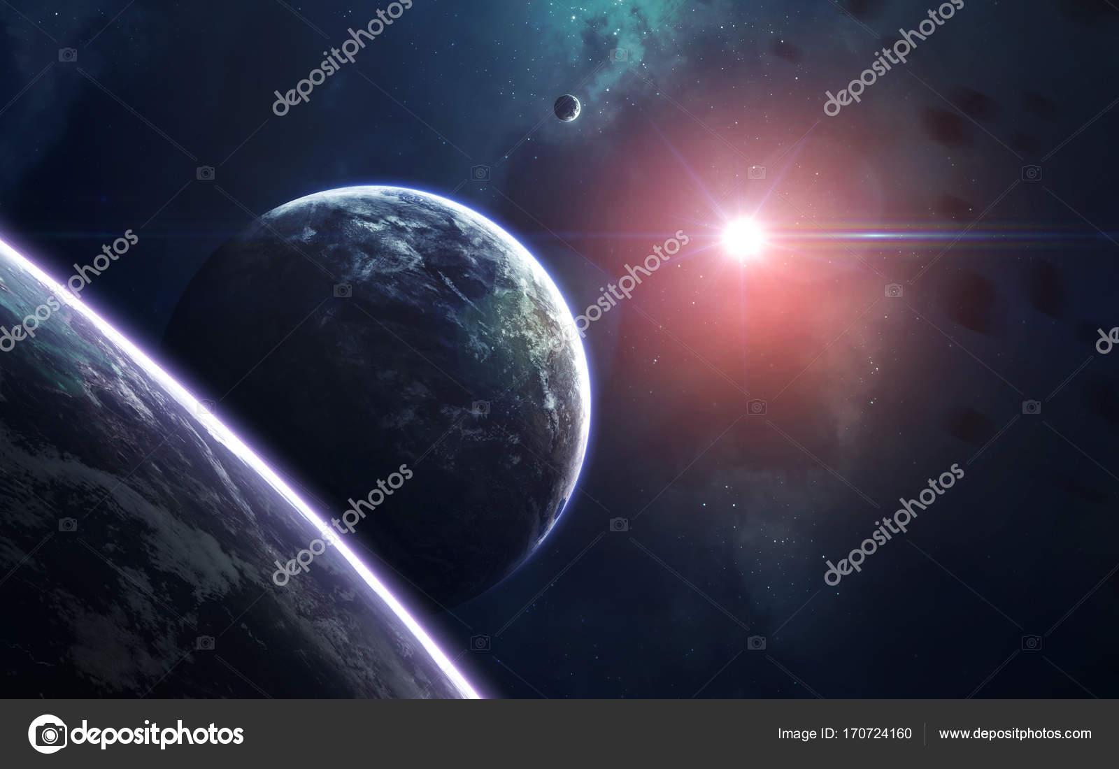 Papel De Parede Do Espa O Abstrato Universo Cheio De Estrelas  -> Imagens Do Universo Para Papel De Parede