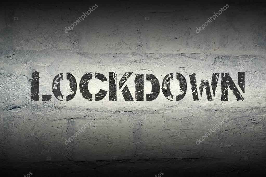lockdown #hashtag