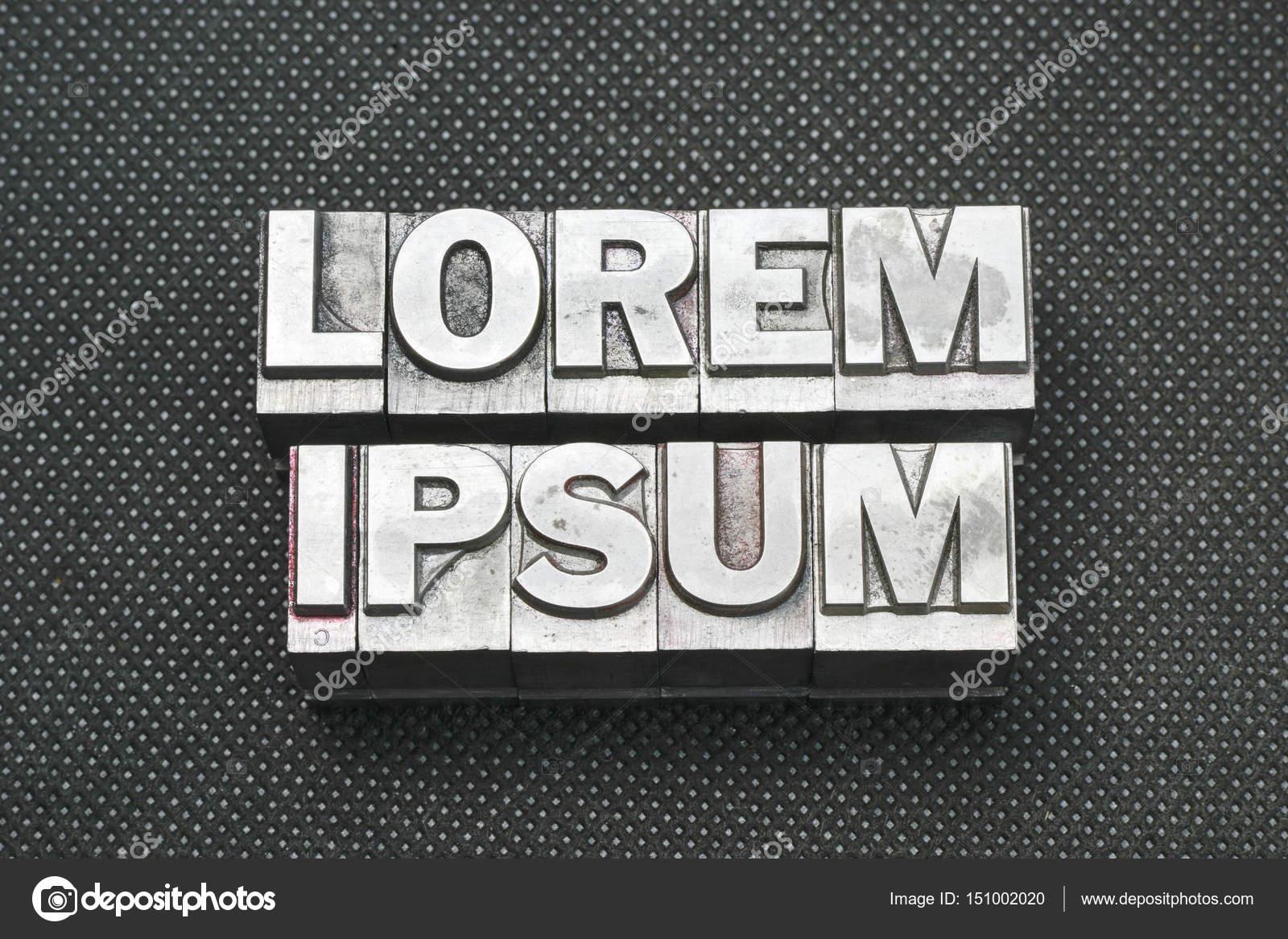 Lorem ipsum bm — Stock Photo © yurizap #151002020