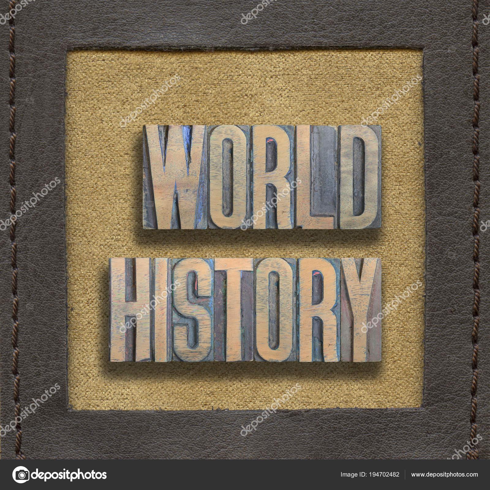 historia del mundo enmarcada — Foto de stock © yurizap #194702482