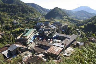 banaue town ifugao mountain province philippines