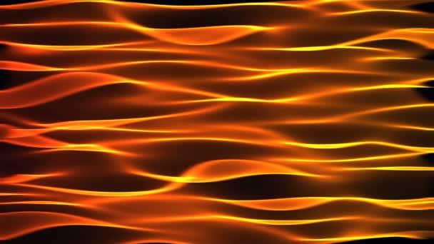 pohyb abstraktních energetických vln