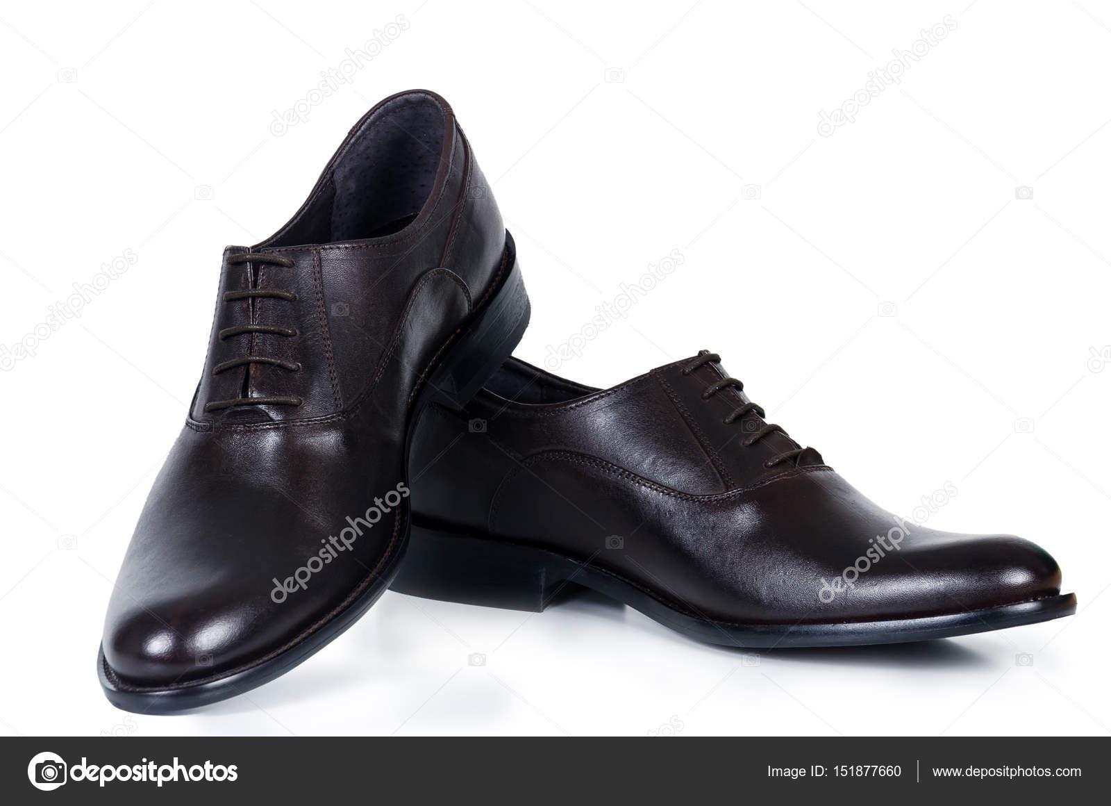 Klassische paar braune Männer Schuhe — Stockfoto © Dudaeva  151877660 15fd6df4ba