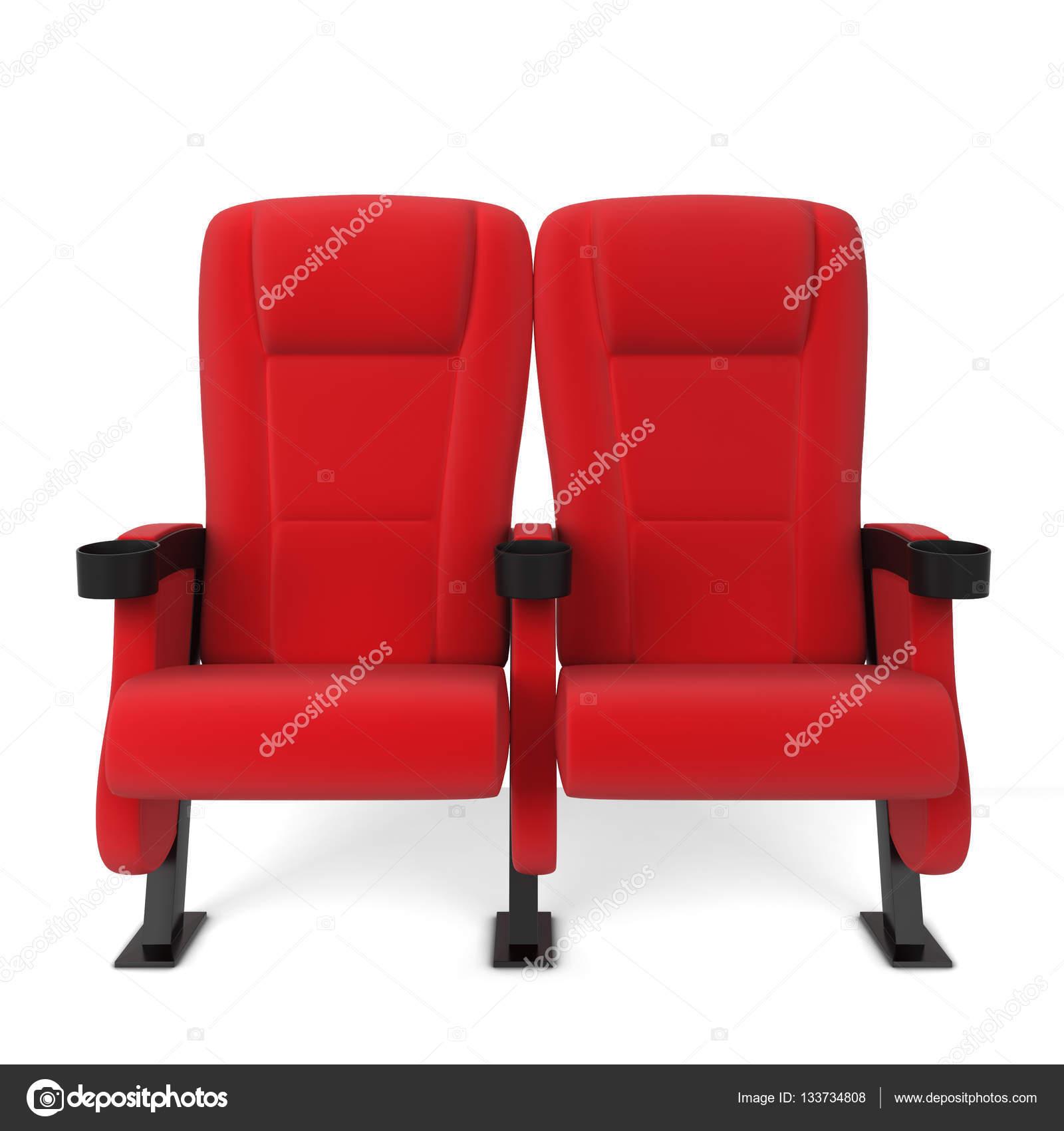 Cinema chair two — Stock Photo © montego #133734808