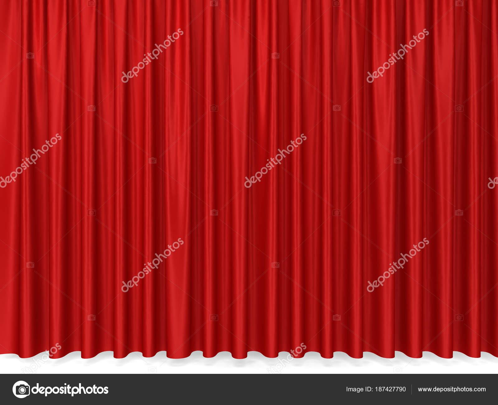 Theater gordijnen — Stockfoto © montego #187427790