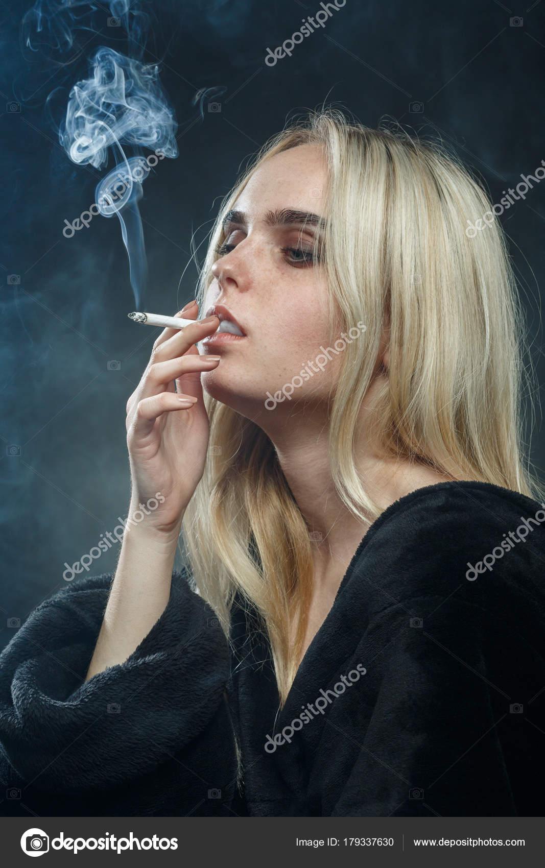 Smoke girl Mom Wanted