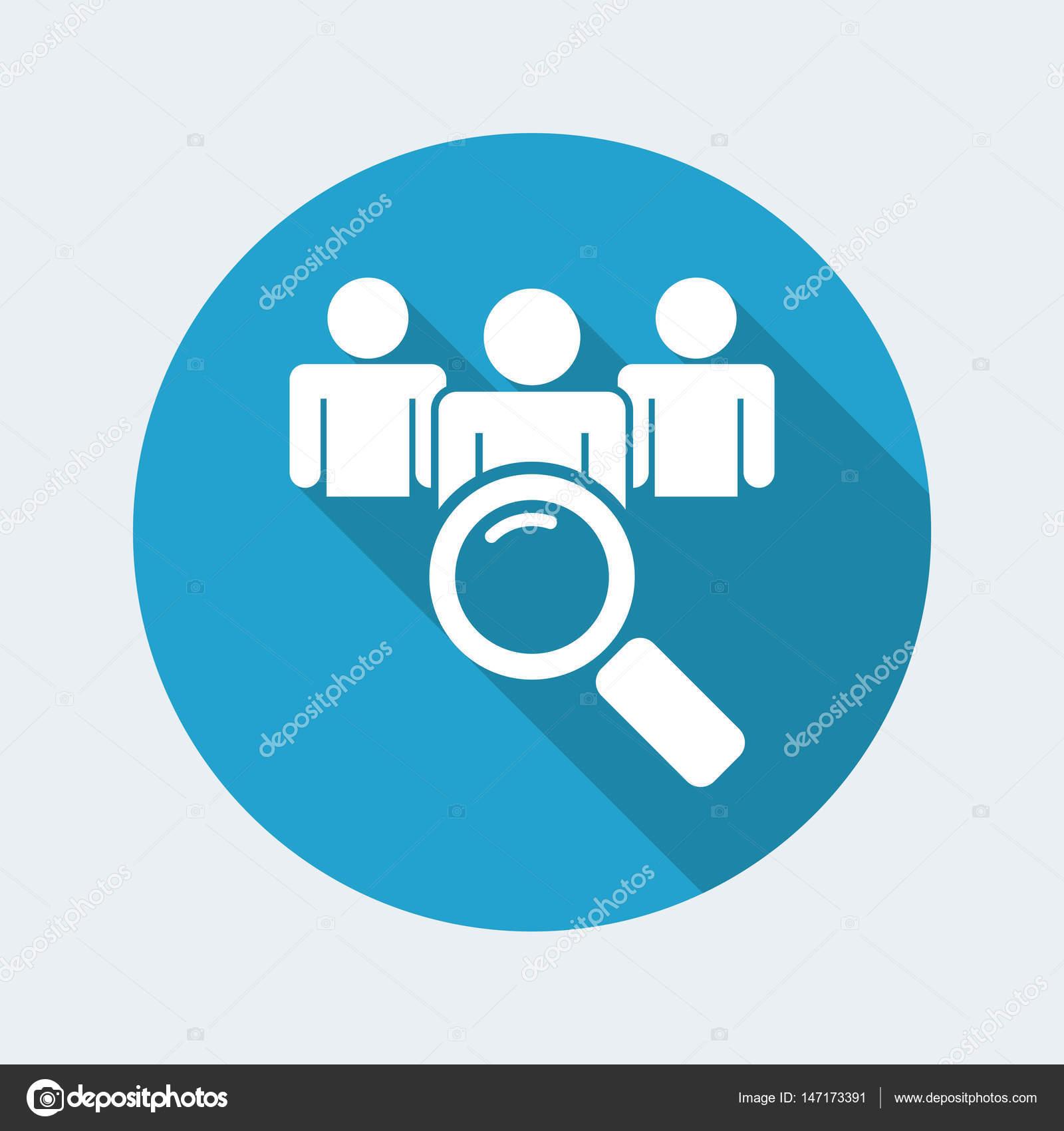 Suche nach Personen
