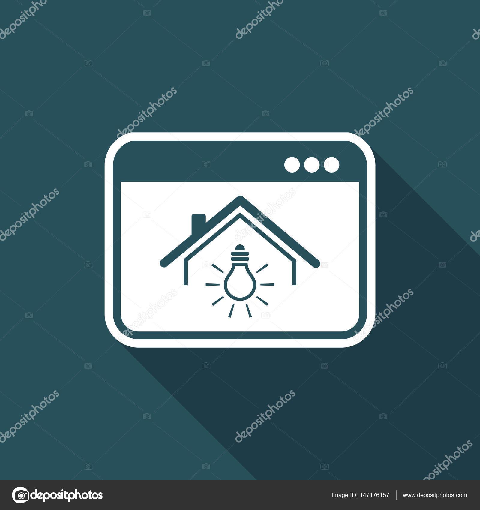 Strom-Versorgung-Symbol — Stockvektor © MyVector #147176157