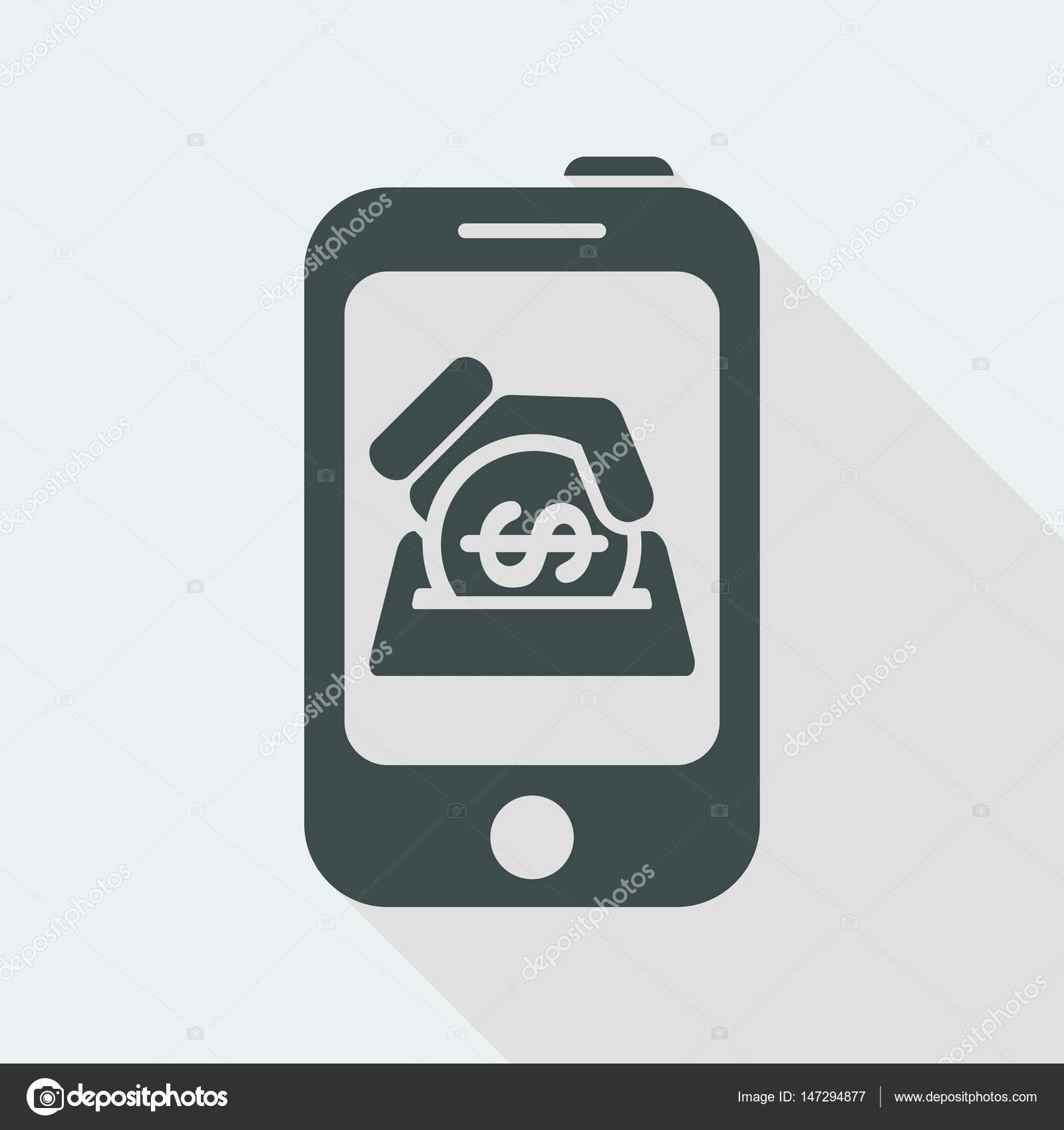 Phone Tariff Plan Icon Stock Vector C MyVector 147294877