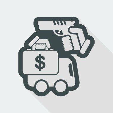 CIT robbery icon