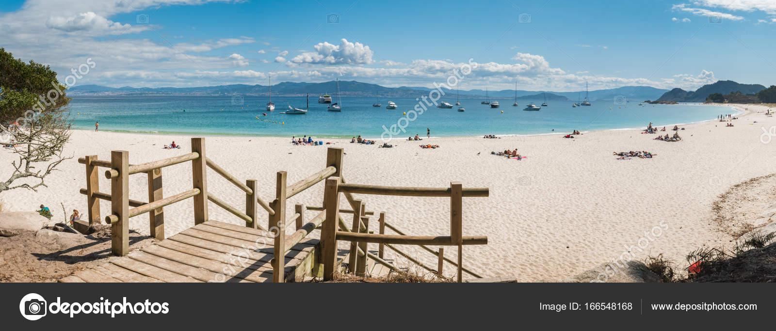 playas de arena en rodas