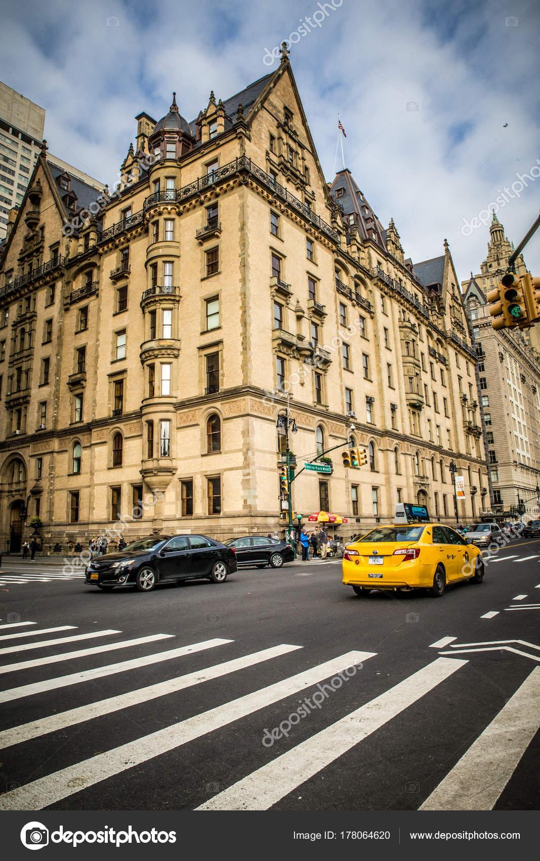 New York City November 2017 View Landmark Dakota Luxury Apartment