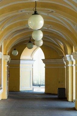 Gostiniy dvor gallery, St.-Petersburg