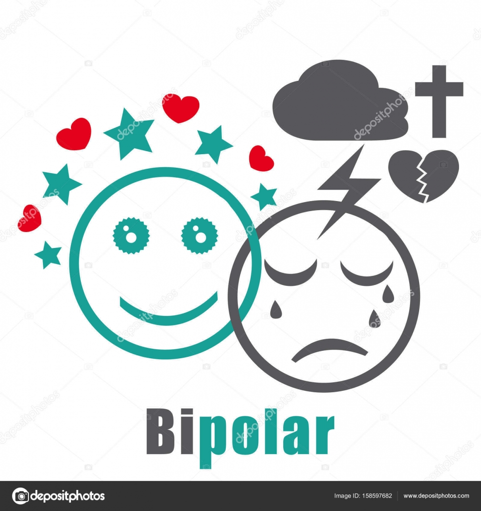 Bipolar disorder mental illness psychiatric trouble stock bipolar disorder mental illness psychiatric trouble vector by albachiaraa biocorpaavc Gallery