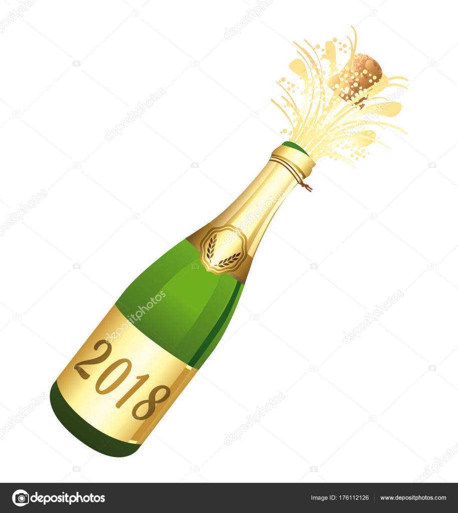 Bouteille De Champagne Dessin bouteille de champagne explosion | botella champagne abierta 2018