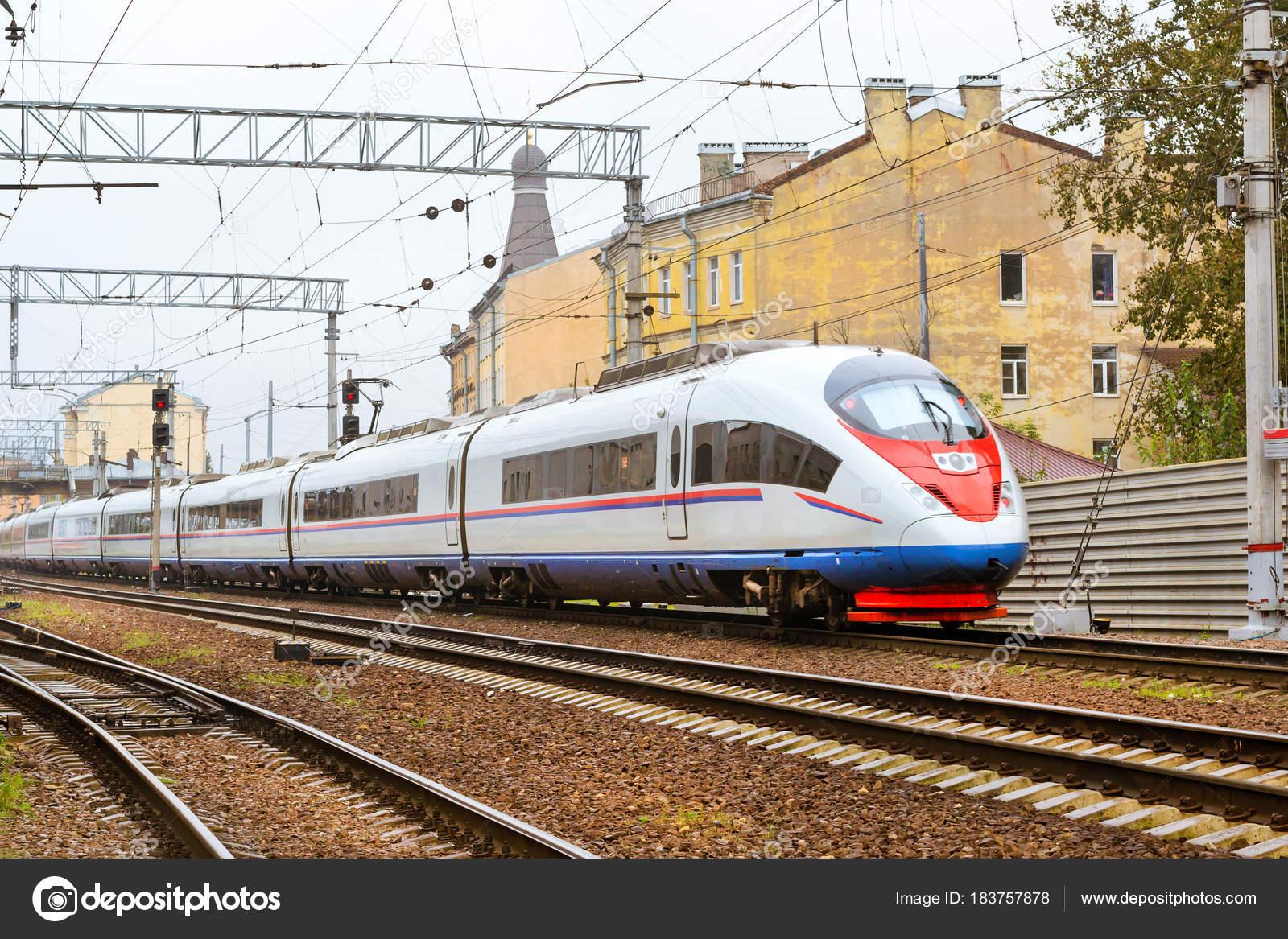 High-speed train Sapsan: scheme. Sapsan - a journey into the future 99