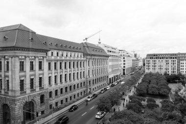 BERLIN, GERMANY- October 7, 2016: The Gendarmenmarkt is a square