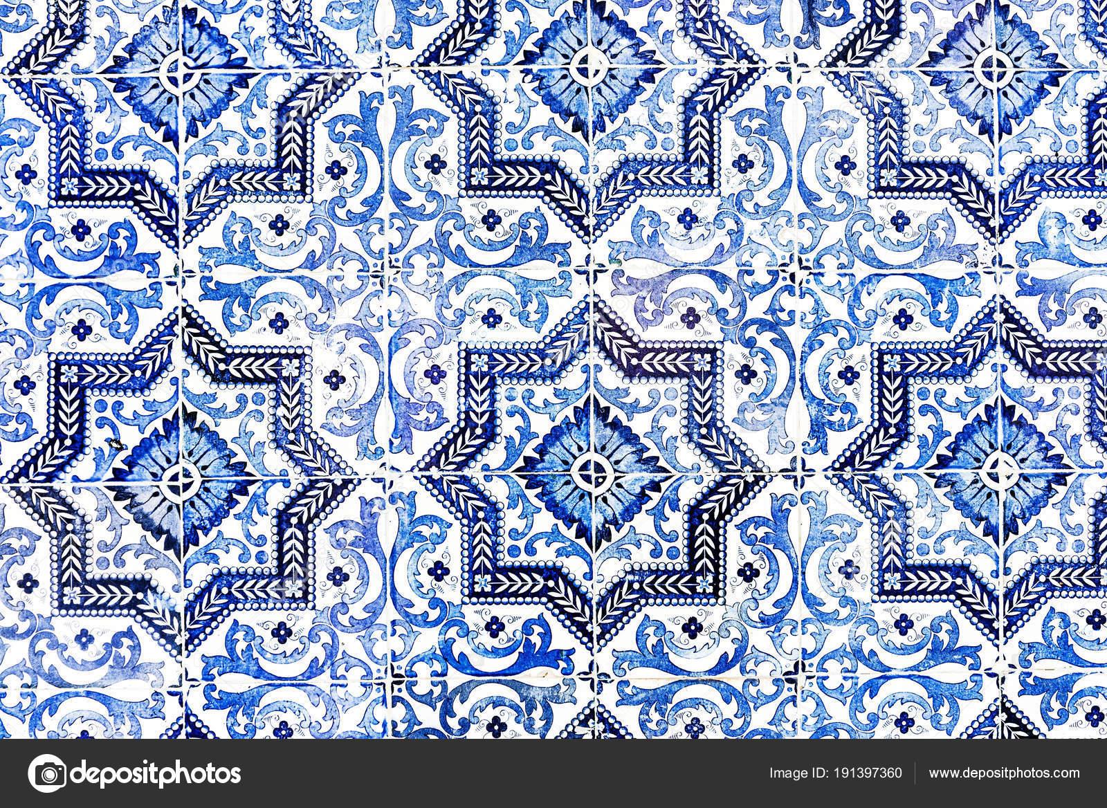 Ideal Für Texturen Andalusien Stil Wand Fliesen Azulejos Hintergrund - Andalusische fliesen