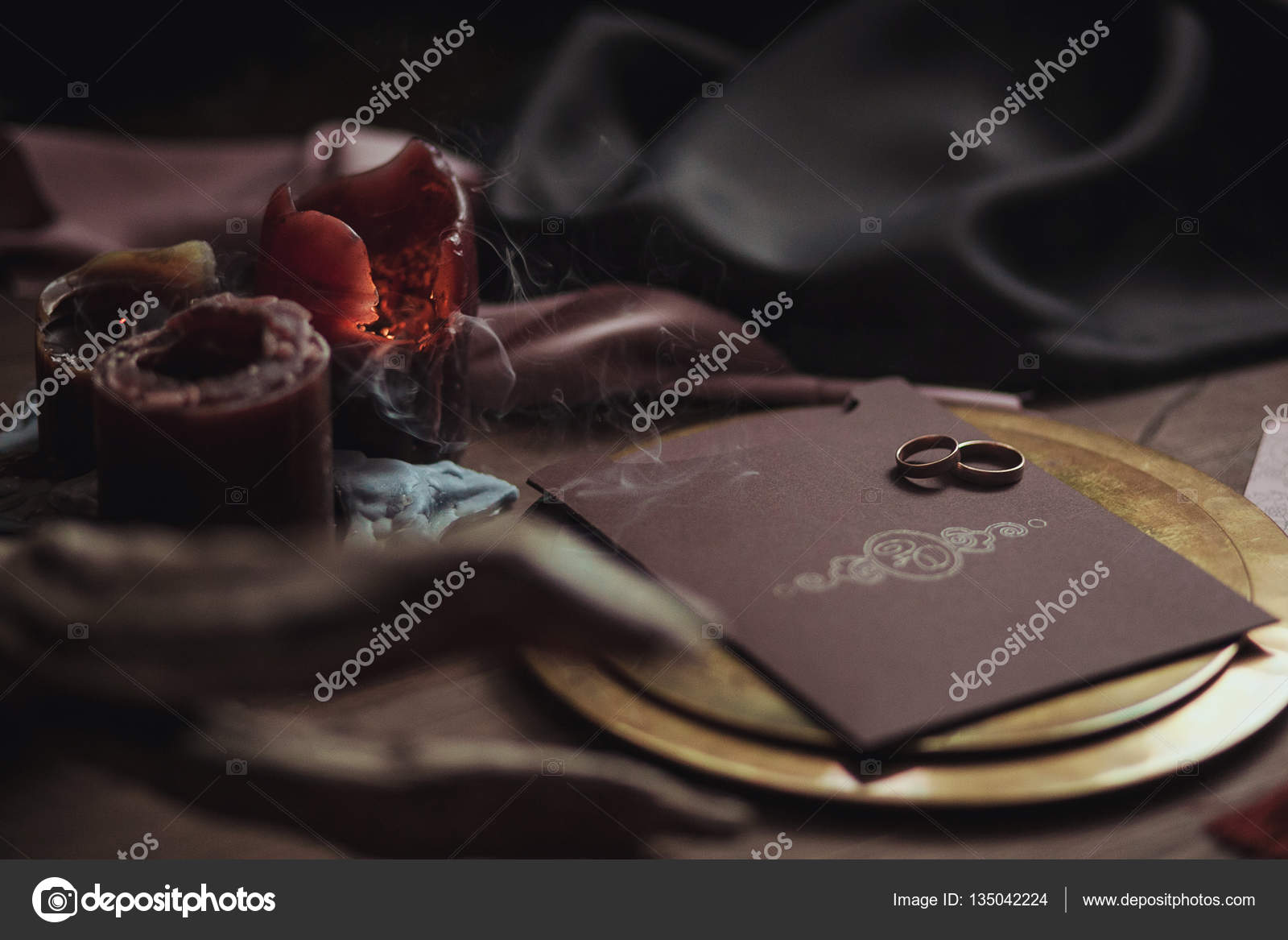 Grafik Der Schonen Rosa Und Braune Hochzeitskarten Goldene Platte