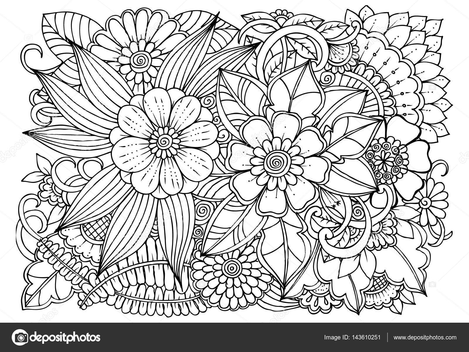Imagenes De Flores Para Colorear Bonitas: Cómo Dibujar Una Margarita Dibujos De Flores Para Niños