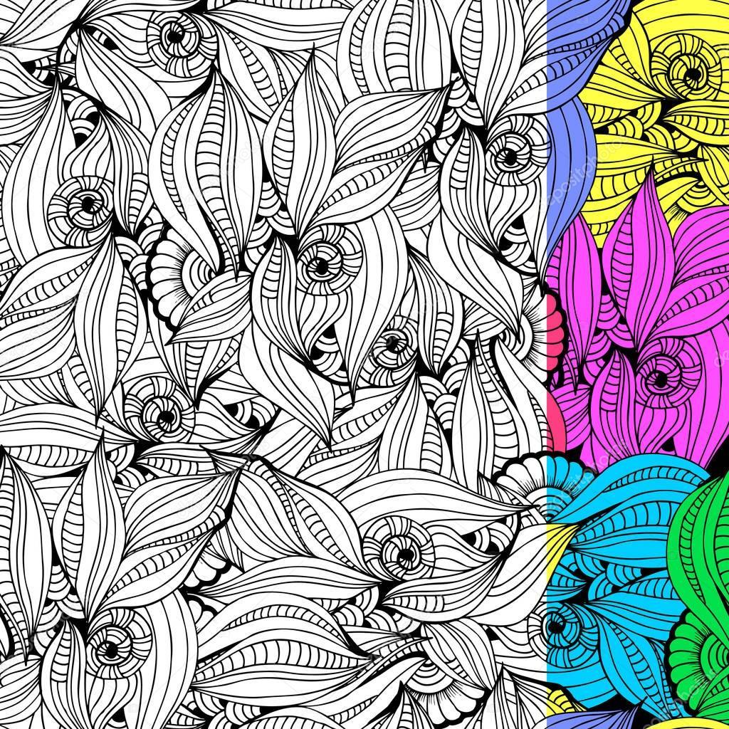 Beste Malvorlagen Abstrakte Designs Bilder - Beispiel Business ...