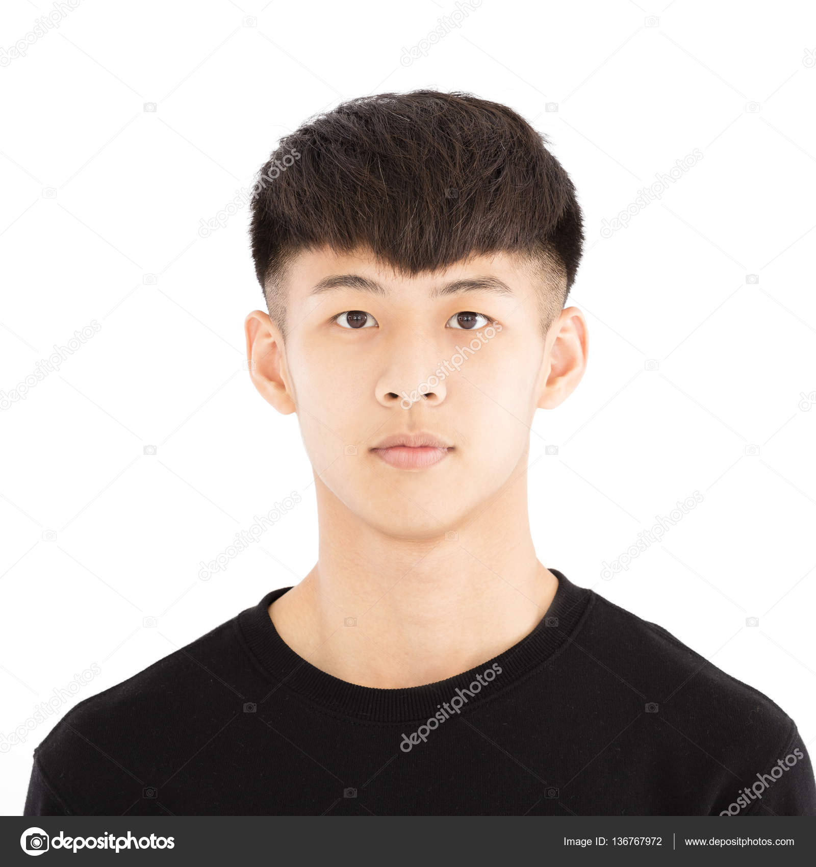 asian joven
