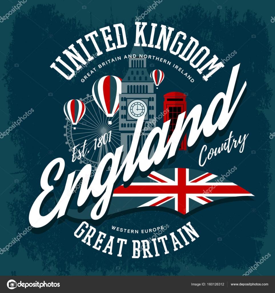 Angleterre Ou De Grande Bretagne Royaume Uni T Shirt