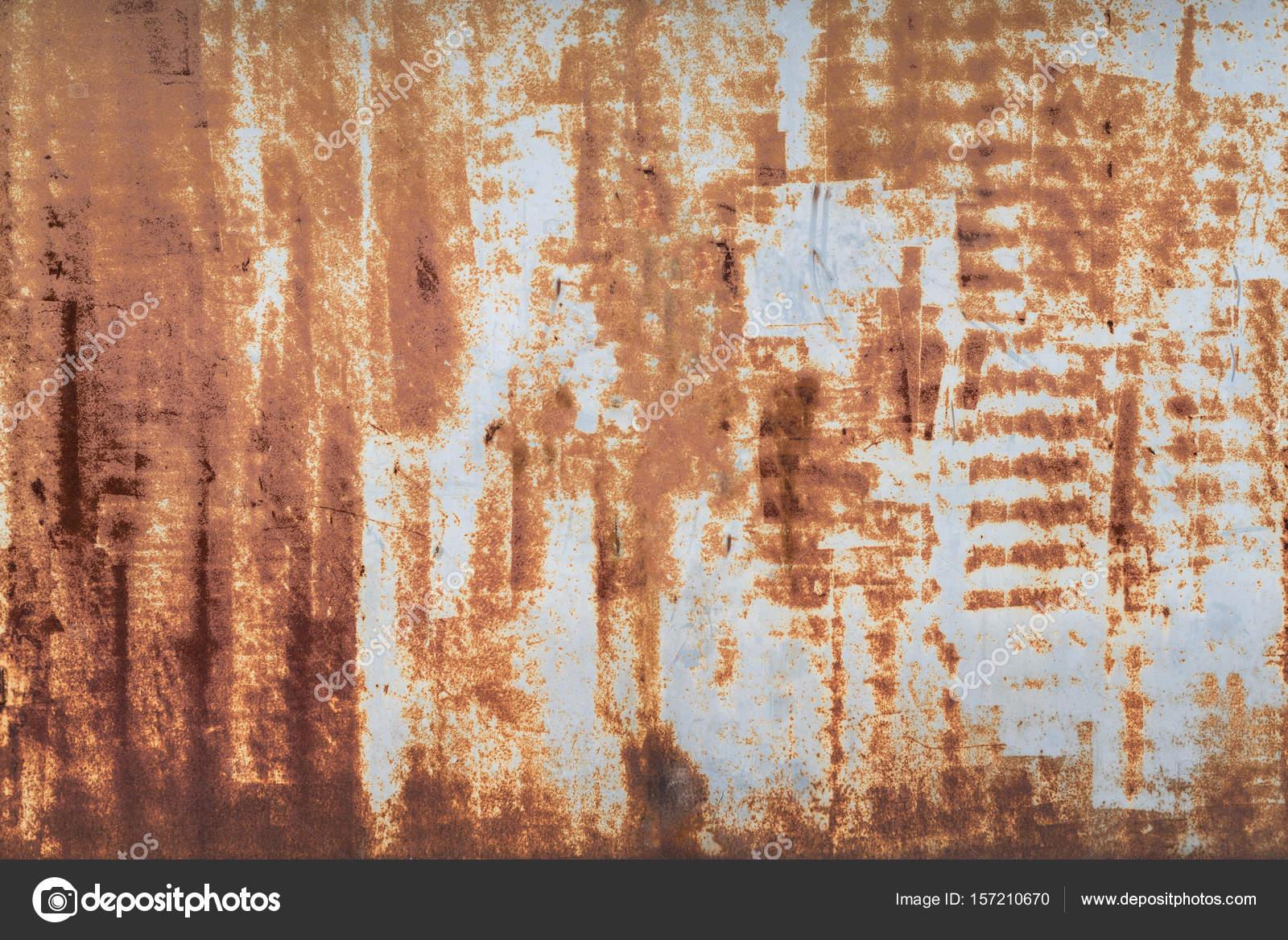 rostiges Metall Textur — Stockfoto © tuja66 #157210670